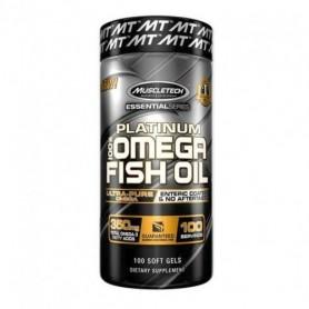 Muscletech - 100% Platinum Omega Fish Oil