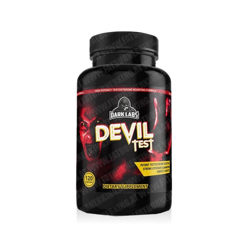 Dark Labs Devil Test 120 kapsúl