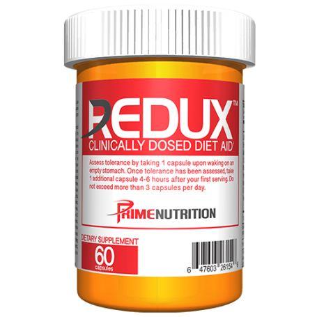 Prime Nutrition - Redux 60 kapsúl