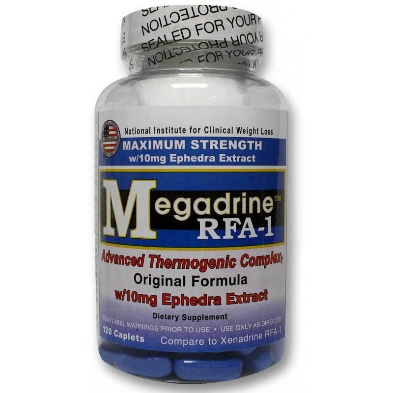Hi Tech Pharmaceuticals - Megadrine RFA-1 120 kapsúl