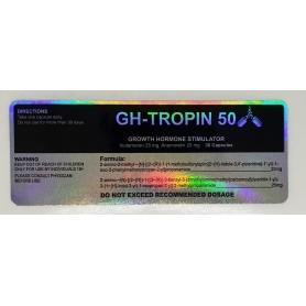 Swole Supplements - GH-Tropin 50 30 kapsúl