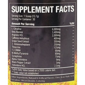 Swole Supplements PUNISHER ANNIHILATION