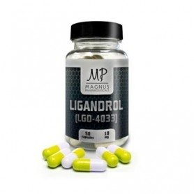 Magnus Pharmaceuticals LGD-4033 Ligandrol 50 kapsúl