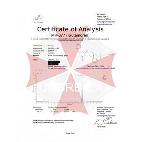 Umbrella Labs Ibutamoren MK-677 Liquid 30 ml