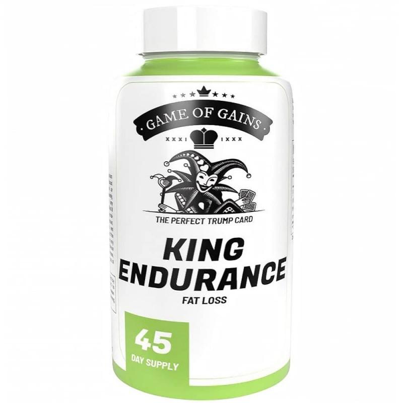 Game of Gains - King Endurance 90 kapsúl