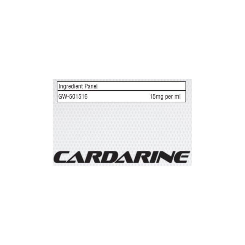 Bio-Gen Innovations Cardarine Liquid 60ml