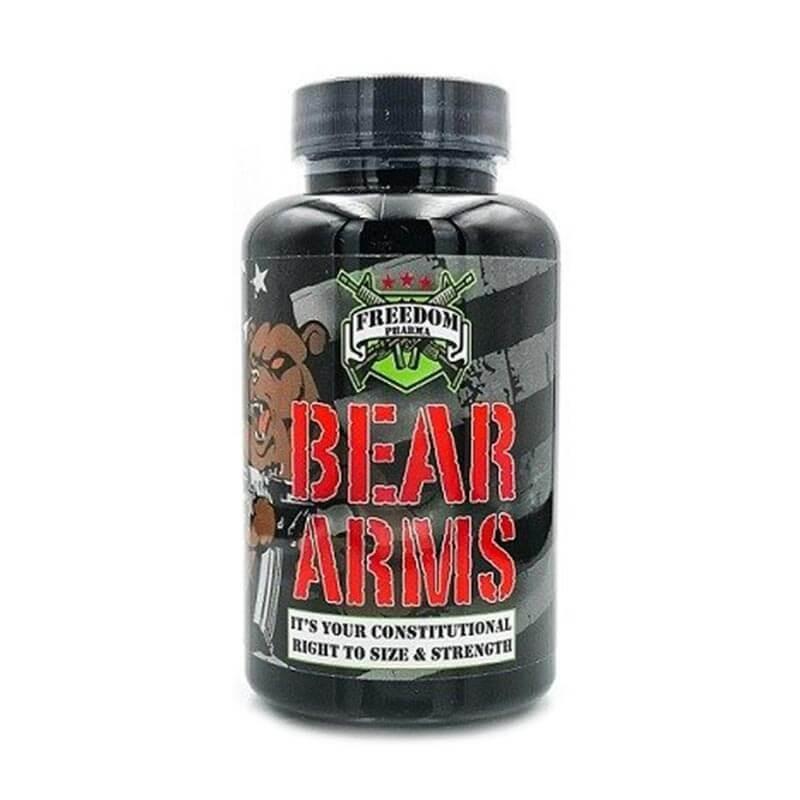 Freedom Pharma - Bear Arms 84 kapsúl