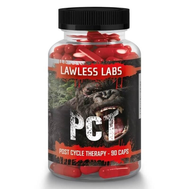 Lawless Labs PCT 90 kapsúl