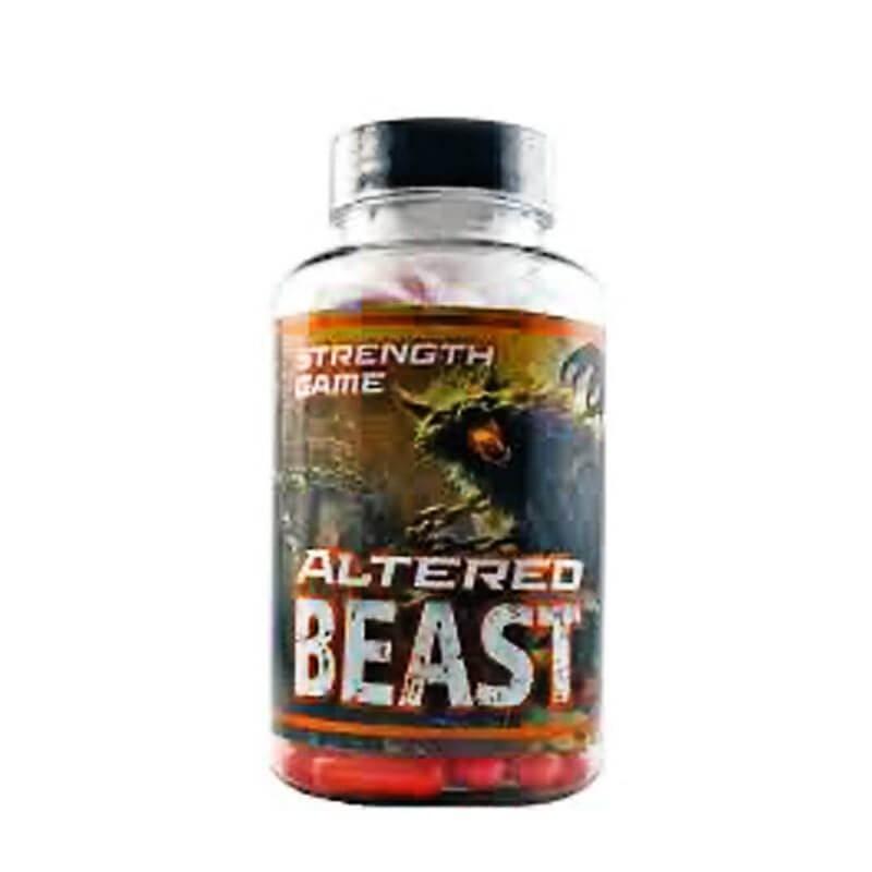 Strength Game - Altered Beast 90 kapsúl