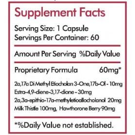 Orb Pharmaceuticals - Triple X 60 kapsúl