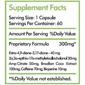 Orb Pharmaceuticals - Ripfast Amped 60 kapsúl
