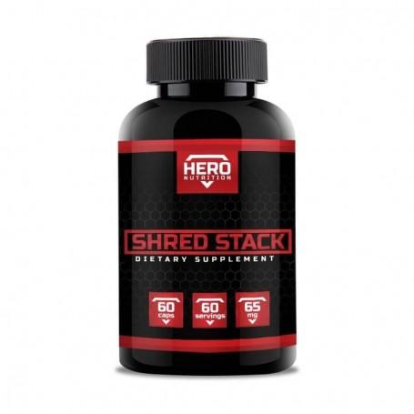 Hero Nutrition Shred Stack 60 kapsúl