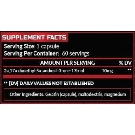 Hero Nutrition Superdrol 60 kapsúl