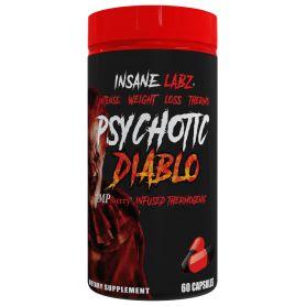 Insane Labz Psychotic Diablo 60 kapsúl
