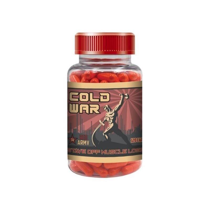 Red Army COLD WAR MK 2866 120 kapsúl