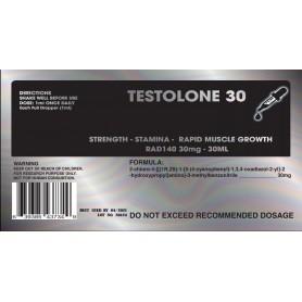 Swole Labs RAD 140 Testolone
