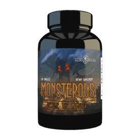 Immortal Strength Monsterous Ultradrol (M-Sten) 120 kapsúl