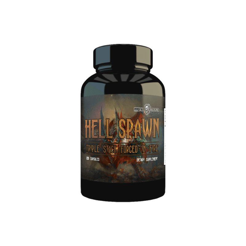 Hell Spawn Immortal Strength 120 kapsúl