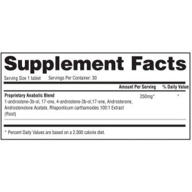 Hi Tech Pharmaceuticals Halodrol 30 tabliet