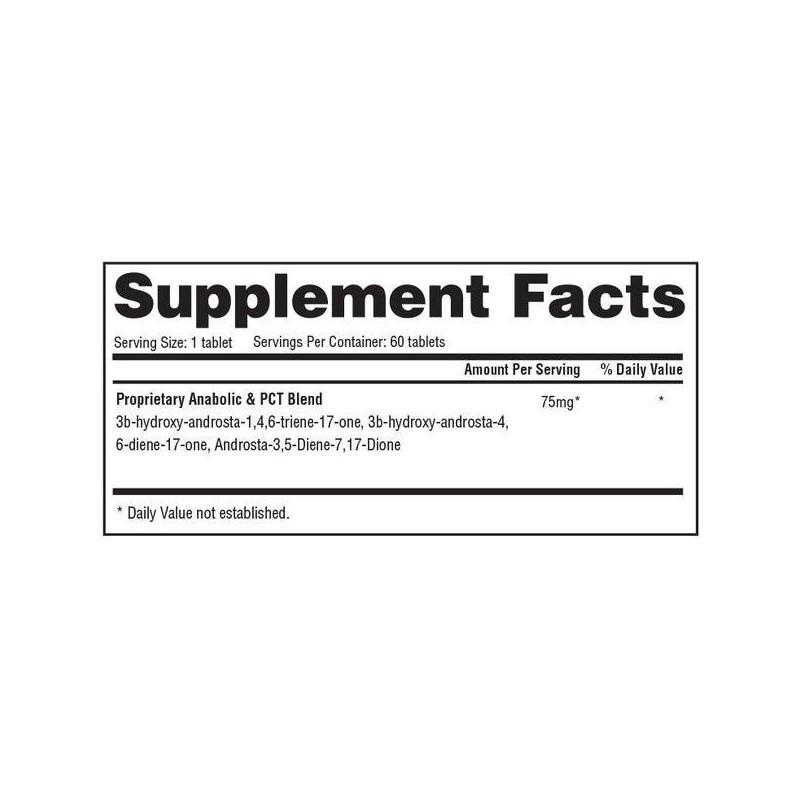 Gaspari Nutrition - Novedex XT 60 TABLIET