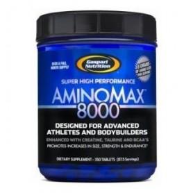 Gaspari Nutrition - AminoMax 8000 350tbl