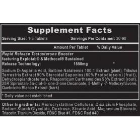 Hi-Tech Pharmaceuticals Bulasterone