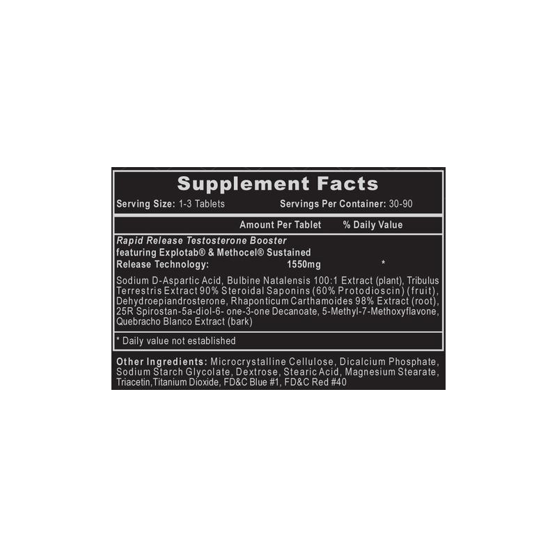 Hi -Tech Pharmaceuticals - Bulasterone 180 tabliet