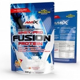 AMIX Whey Pro Fusion Protein 500 g