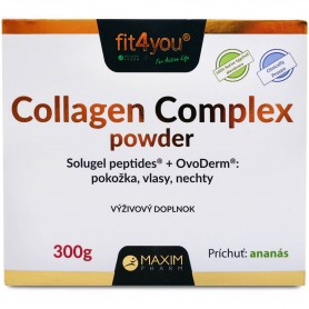 Fit4you Collagen Complex Powder