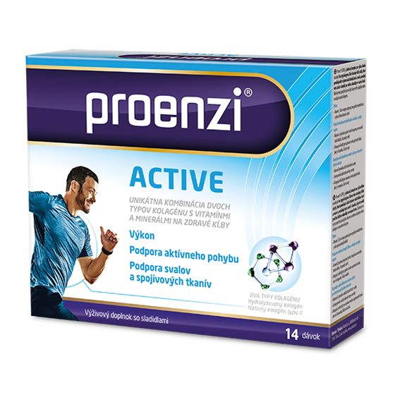 Proenzi ACTIVE 14 Dosen