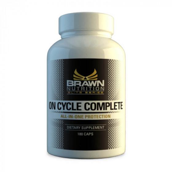 Brawn Nutrition - ON CYCLE COMPLETE 180 kapsúl