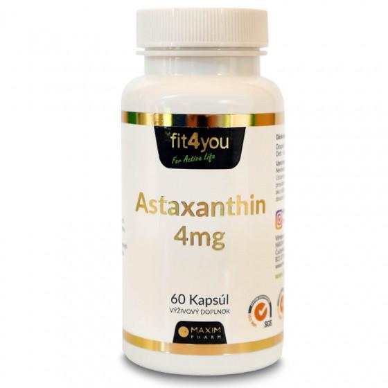 Fit4you - Astaxanthin 60 kapsúl