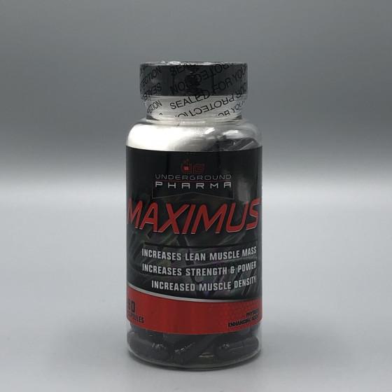 Maximus Underground Pharma