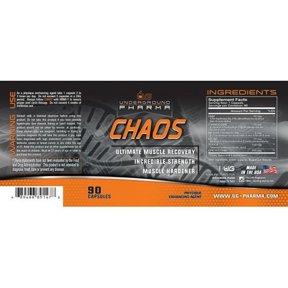 CHAOS Underground Pharma