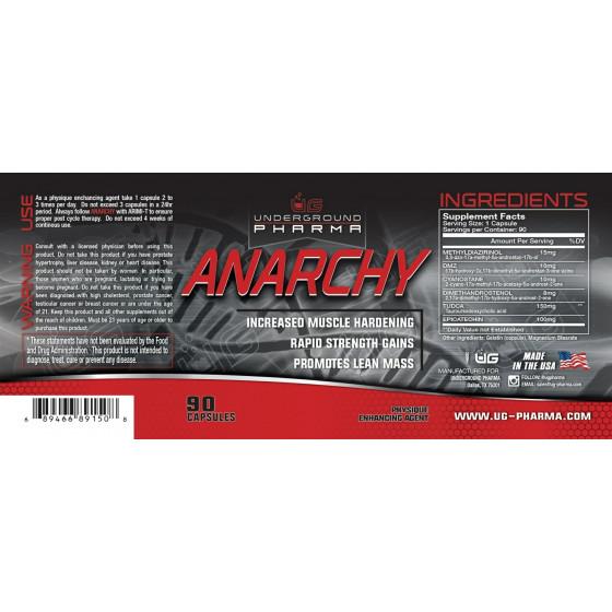 Anarchy Underground Pharma
