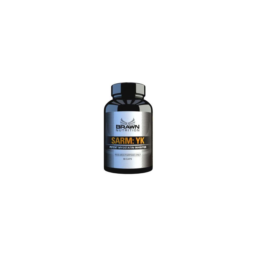 Brawn Nutrition YK-11 90 kapsúl