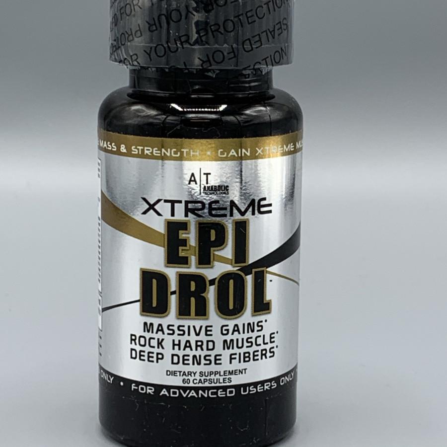 Anabolic Technologies - XTREME EPI DROL 60 kapsúl