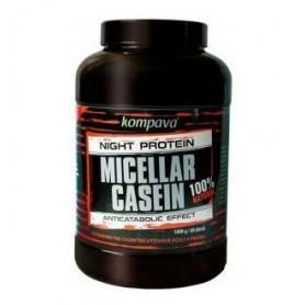 Kompava - 100% Natural Micellar Casein 1800g