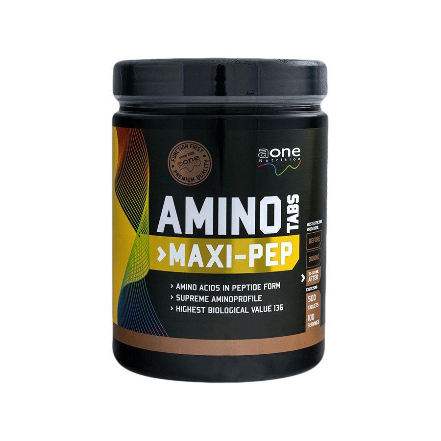 AONE Nutrition - Amino Maxi-Pep 500 tabliet