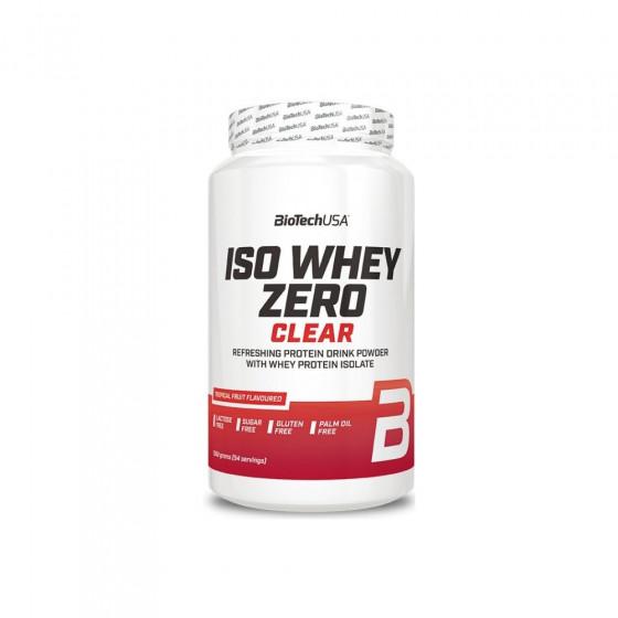 Biotech USA - Iso Whey Zero Clear 1362 g