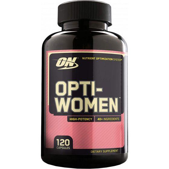 Optimum Nutrition - Opti-Women 120 kapsúl
