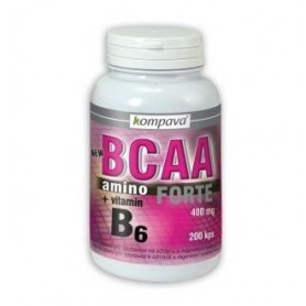 Kompava - Amino BCAA Forte 200 tabliet