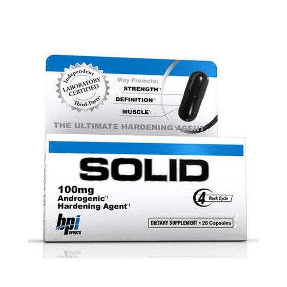 BPI Sports SOLID 28 kapsúl