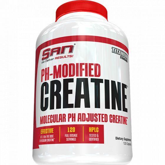 San - Ph Modified creatine...