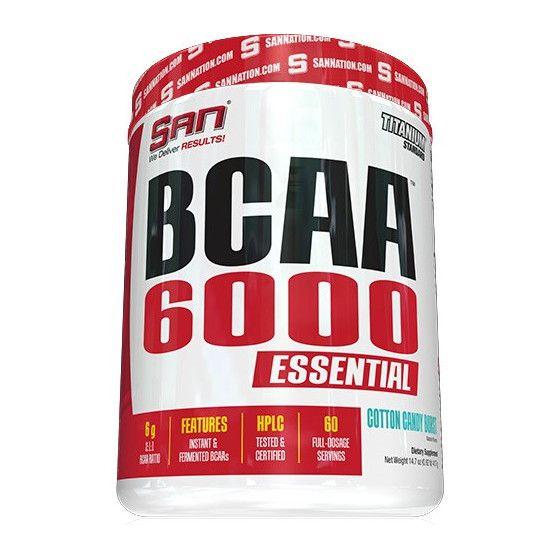 San - Bcaa 6000 Essential 417g