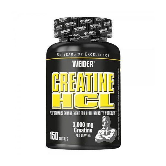 Weider - Creatine HCL 150 kapsúl