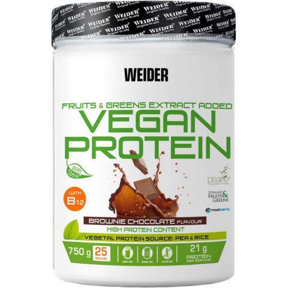 Weider - Vegan Protein 750g