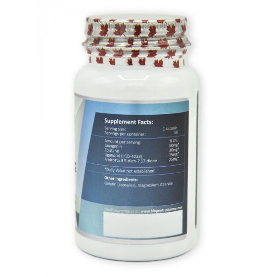 Biogenic pharma - Ultra performance stack 90 kapsúl