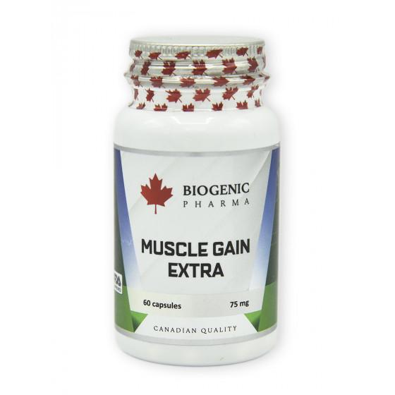 Muscle gain extra Biogenic pharma
