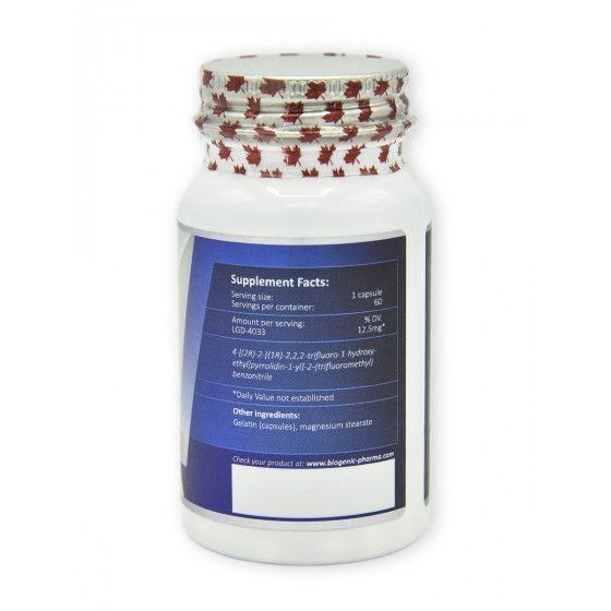Biogenic pharma - Ligandrol 60 kapsúl